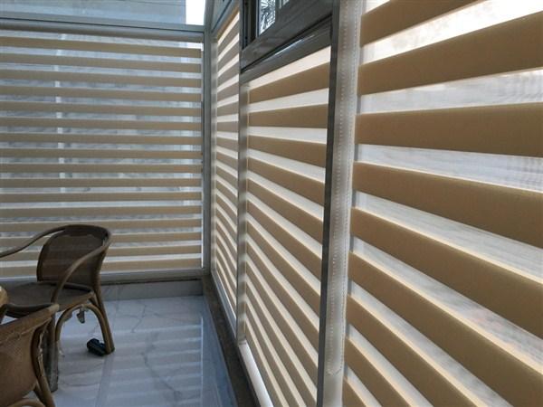Wall Aesthetics Blinds Roller Zebra Wallpaper Floor 03228015567