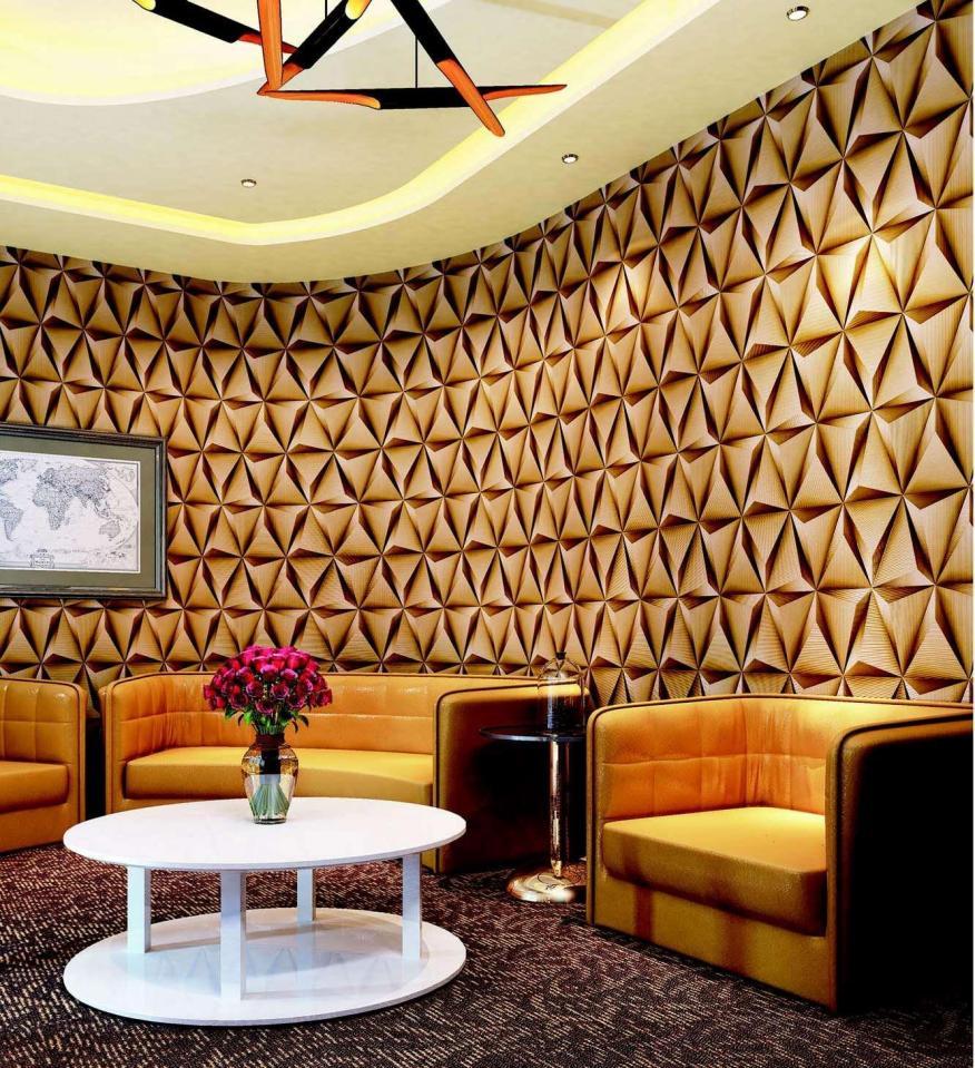 geometrical design wallpaper