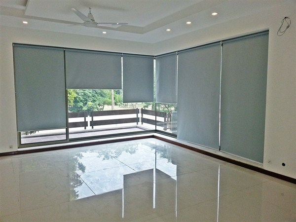 roller blinds pictures
