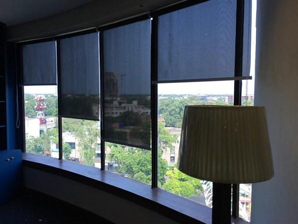 sun screen roller blinds