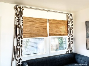 Bamboo chick blinds price