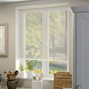 sun-screen roller shades