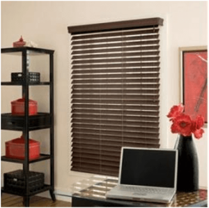 Wooden blinds price